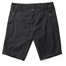 Houdini MTM Thrill Twill Shorts Damer, rock black